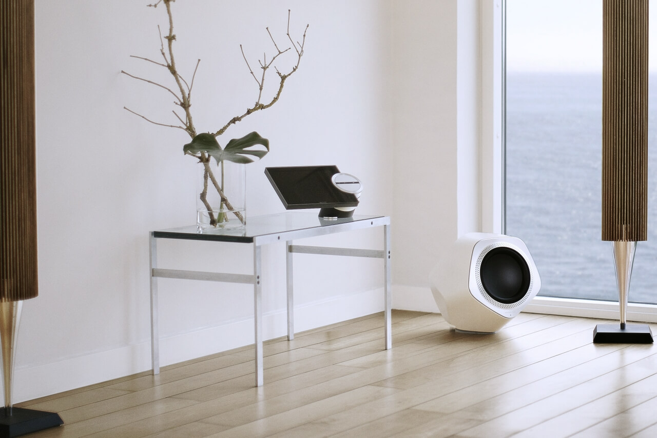 BeoLab 19 - Optimal sound experience.