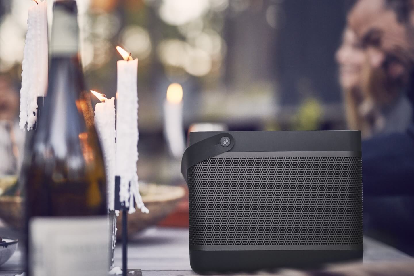 BeoLit 17 - compact, portable bluetooth speaker