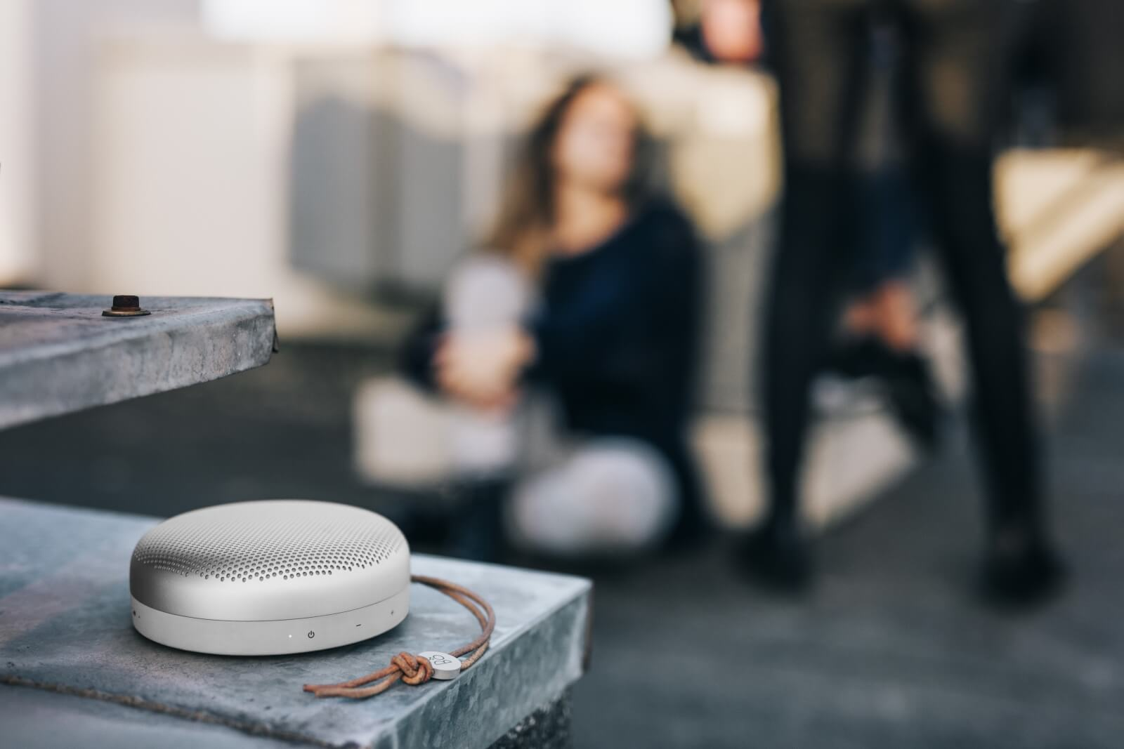 Beoplay A1 - ideal für unterwegs