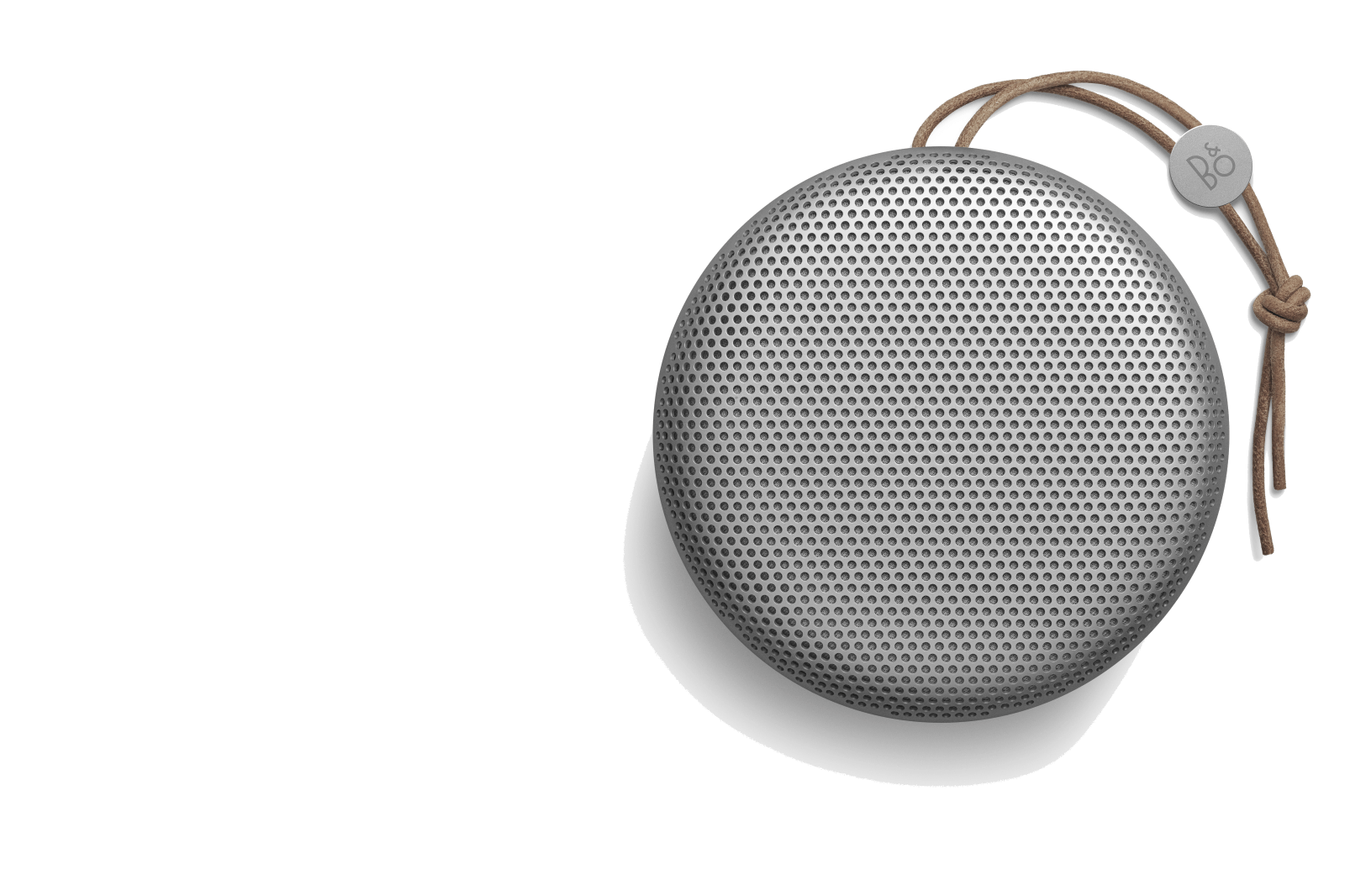 BeoPlay A1 natural front