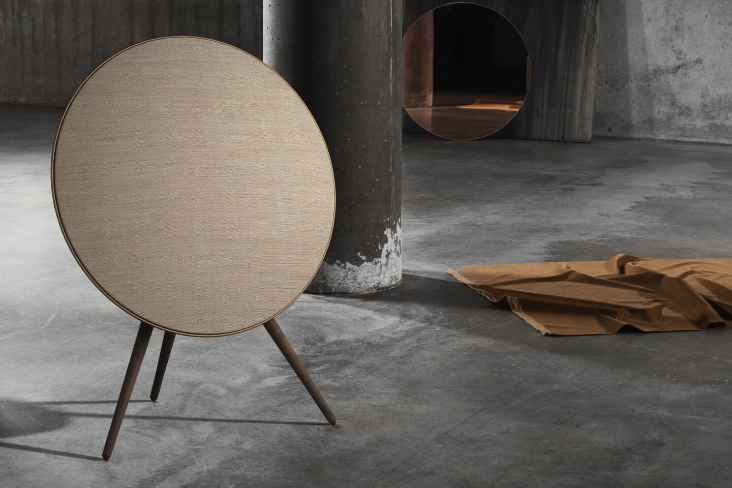 BeoPlay A9 MKII - part of Bang & Olufsens Bronze Collection