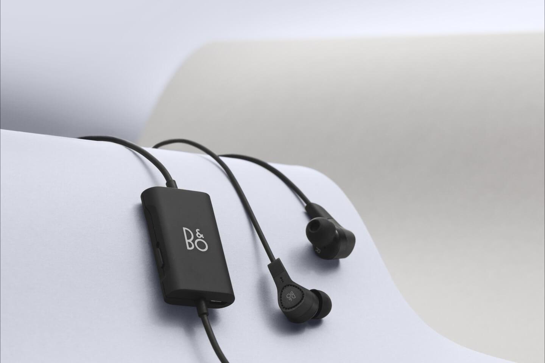BeoPLay E4 - unterdrückt 15dB mehr Störgeräusche