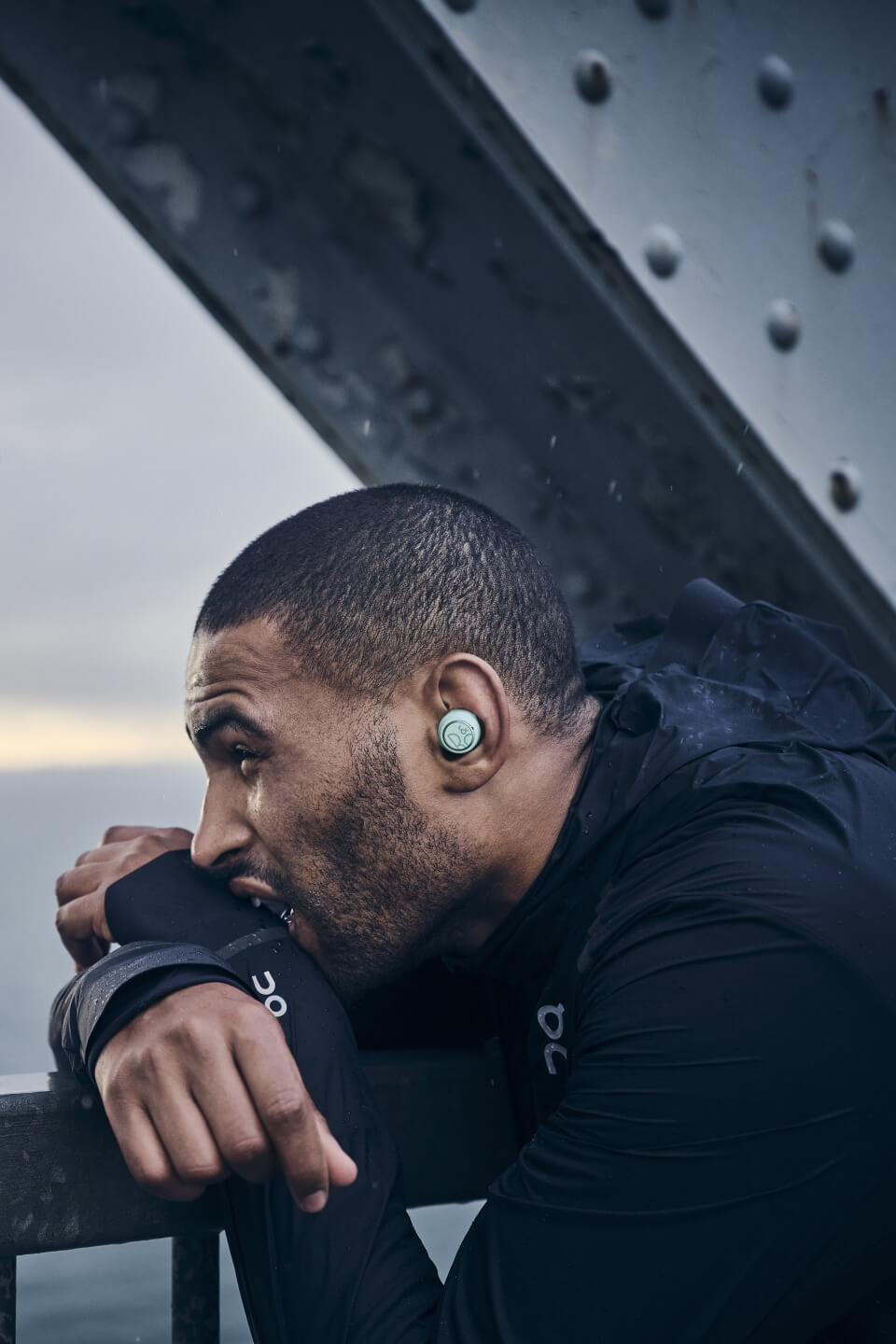 BeoPlay E8 Sport - IP57 certified