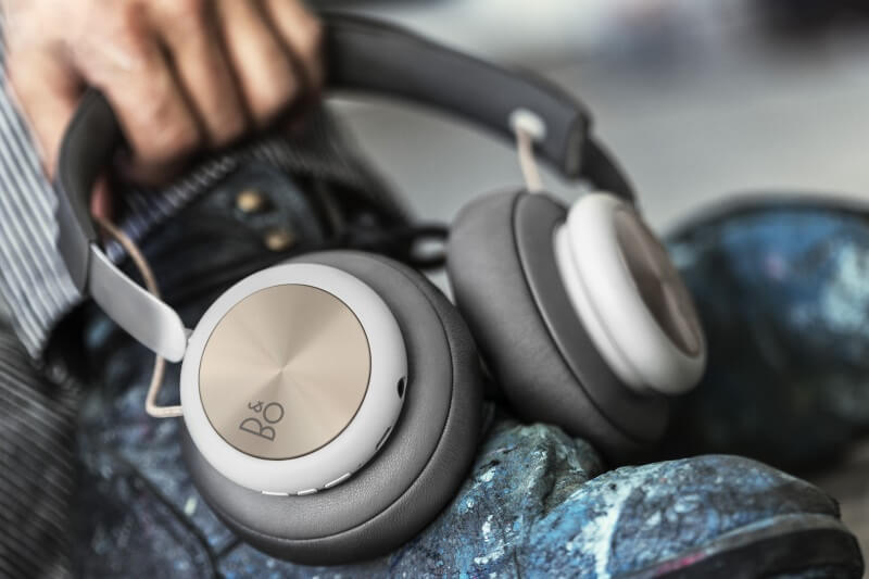 BeoPlay H4 - Authentische Materialien