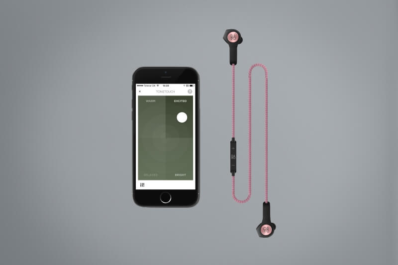 BeoPlay H5 are tuned with specific sound profiles.