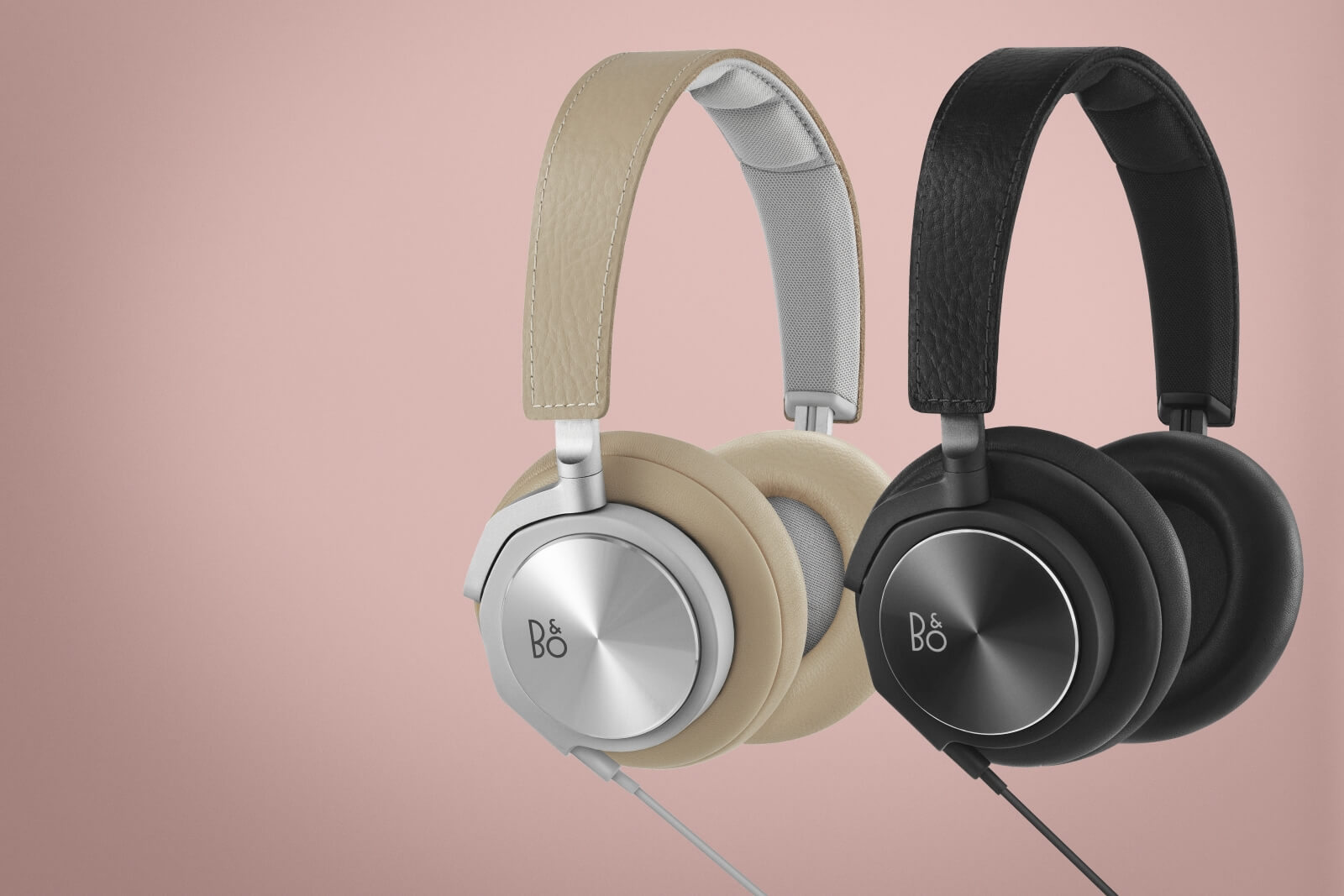 BeoPlay H6 MKII - Premium Over-Ear headphones with outstanding clear and powerful sound