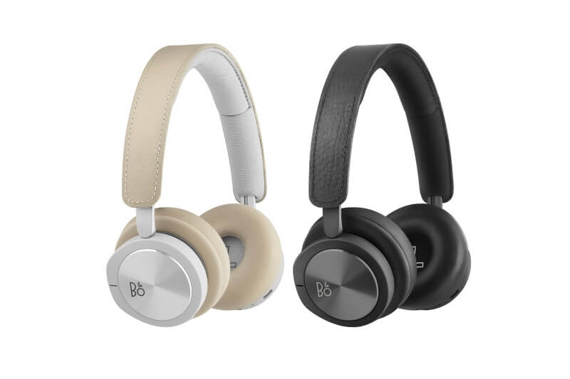 BeoPlay H8i - black and natural
