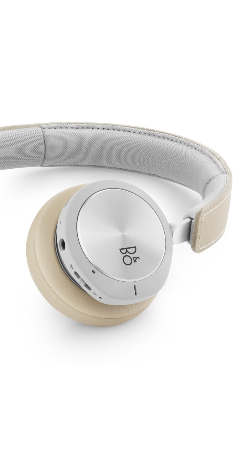 BeoPlay H8i - natural Ohrmuschel