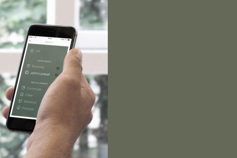 BeoPlay H9 mit BeoPlay App kompatibel