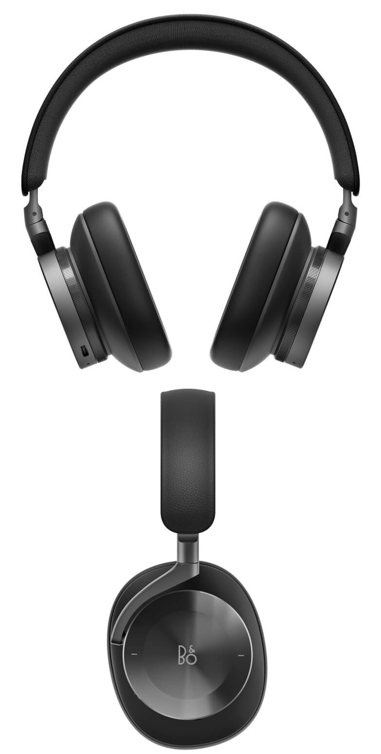 BeoPlay H95 black front and side