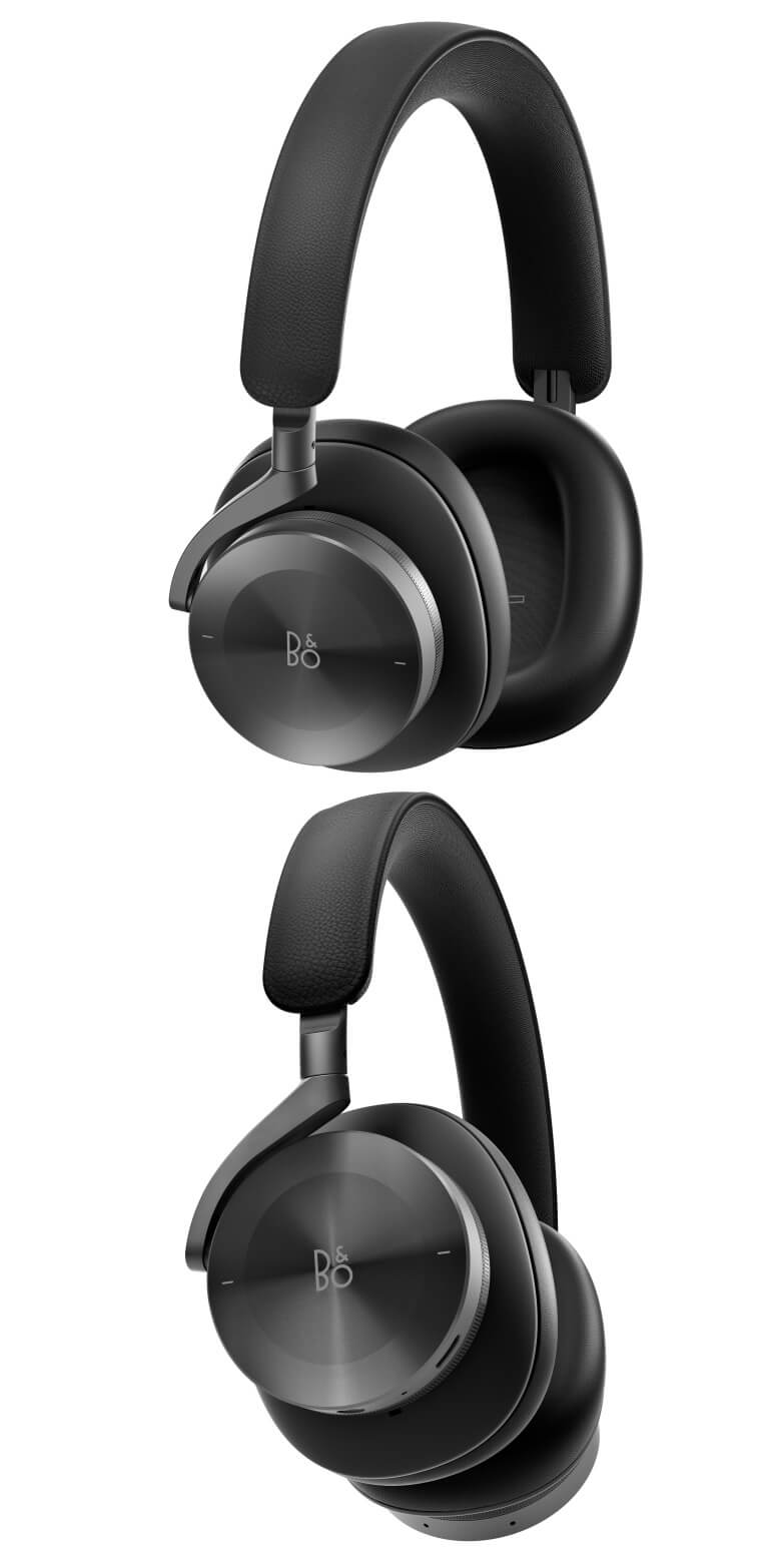 BeoPLay H95 black from side