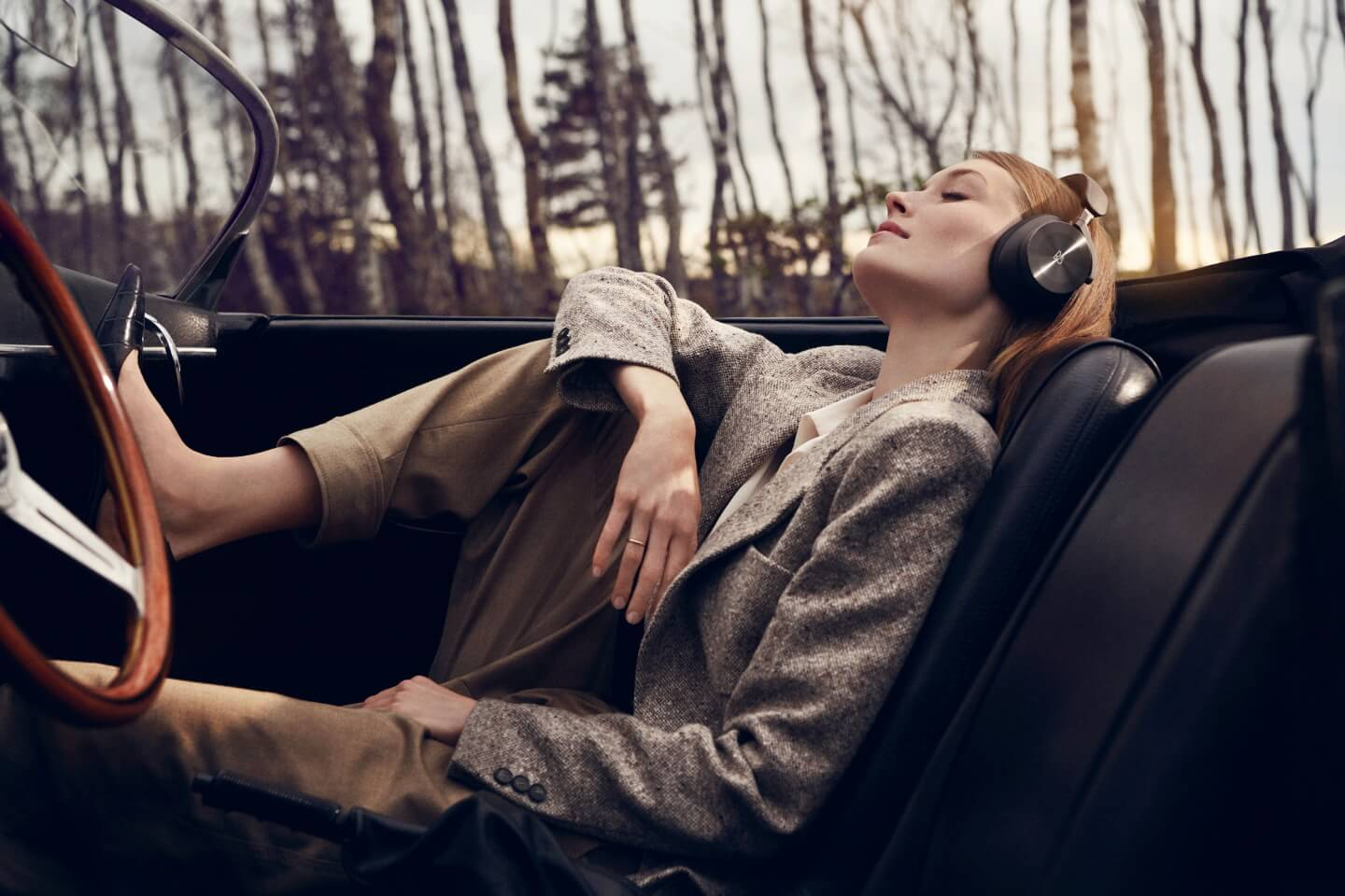 BeoPLay H95 - Adaptive Active Noice cancellation