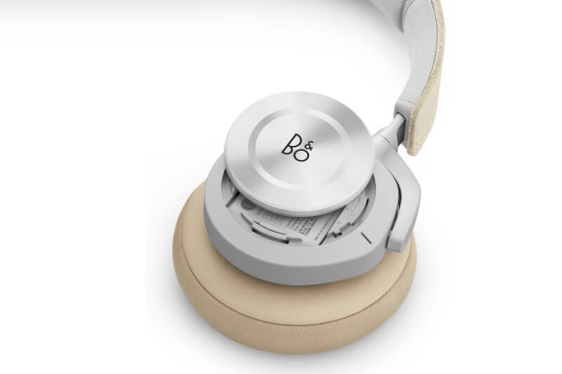 BeoPlay H9i - Verbeserungen am Design