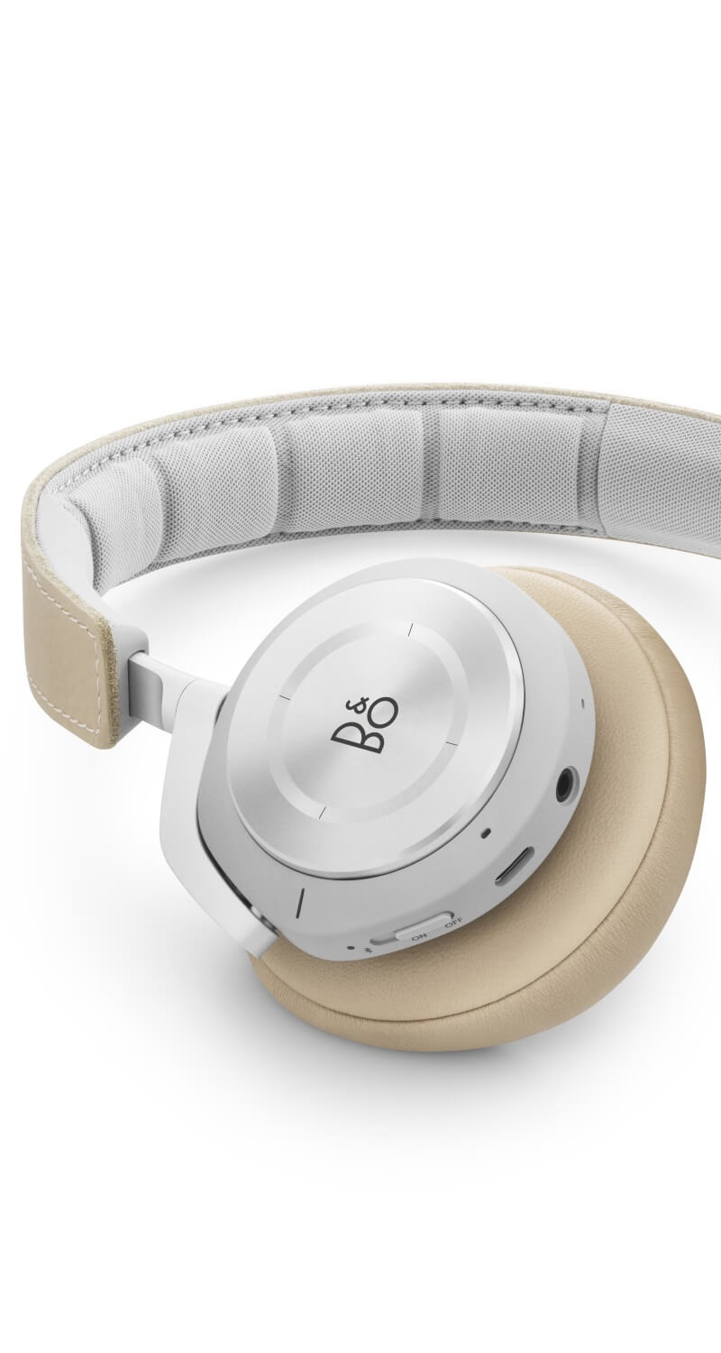 BeoPlay H9i - natural Detail Akkufach