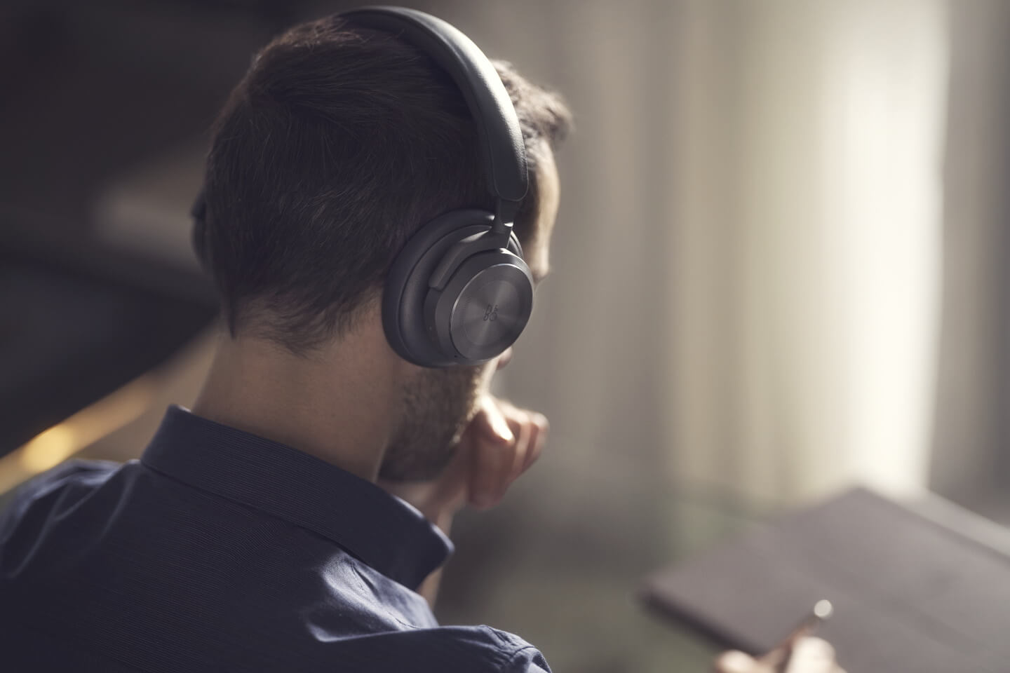 Beoplay HX - Adaptive Active Noise Cancallation