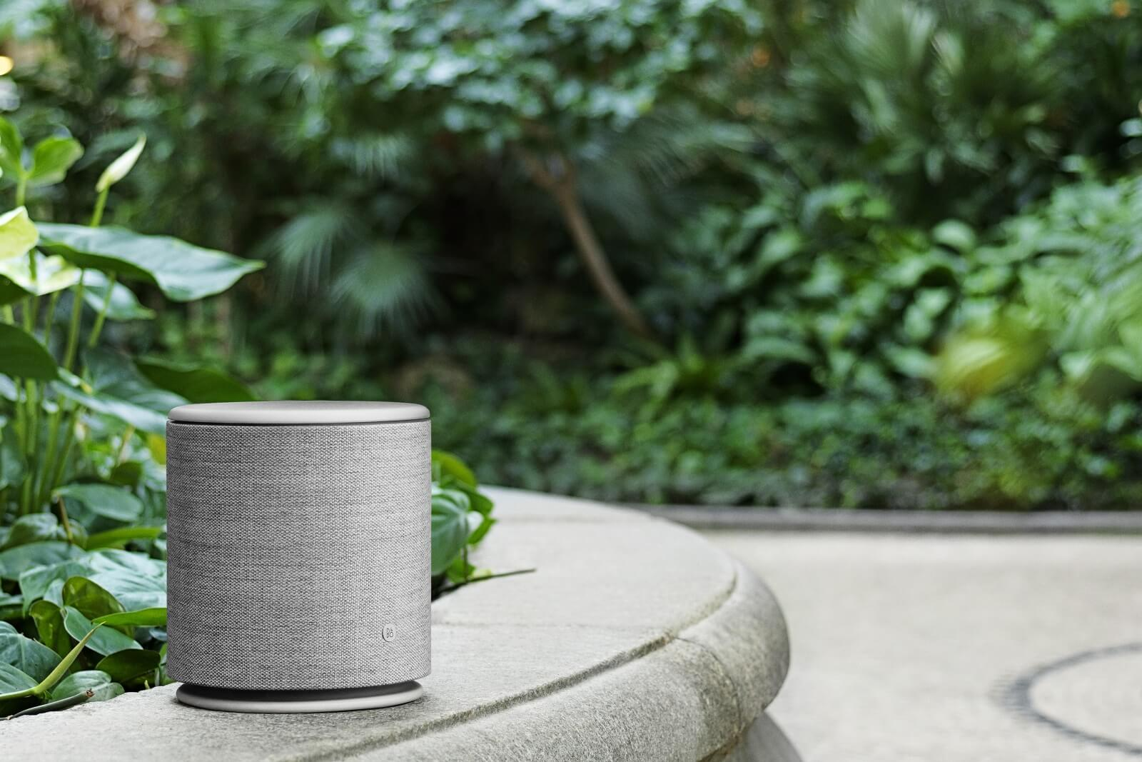 Beoplay M5 - wireless speaker with True360 omnidirectional sound