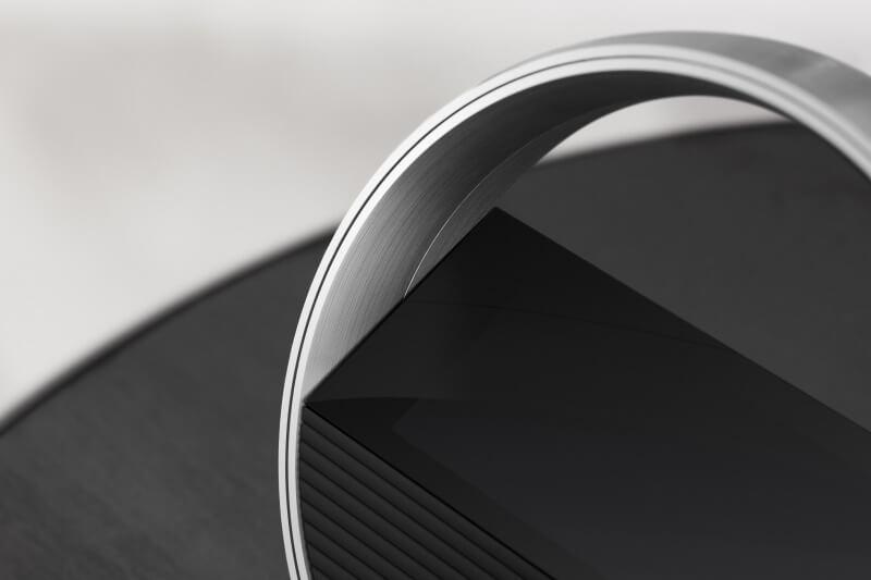BeoRemote Halo Natural Aluminium