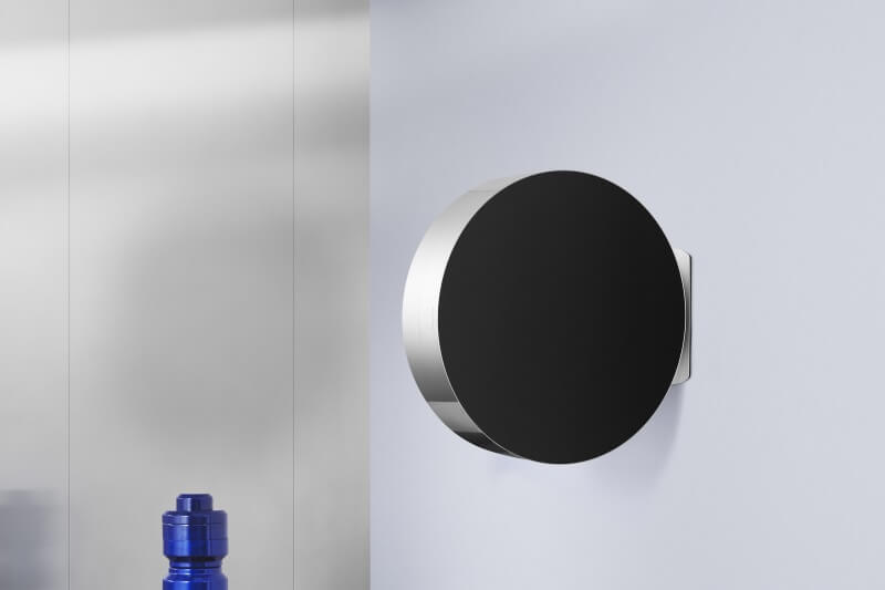 BeoSound Edge on wall bracket