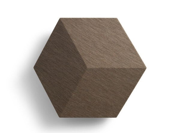 BeoSound Shape Abdeckung - Brown by Kvadrat