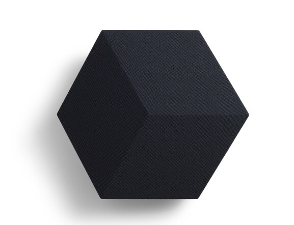 BeoSound Shape Abdeckung - Dark Blue by Kvadrat