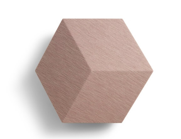 BeoSound Shape Cover - Pink by Kvadrat