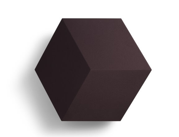 BeoSound Shape Cover - Purple Heart