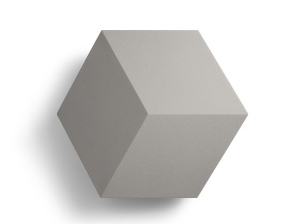BeoSound Shape Cover - Wild Dove Grey