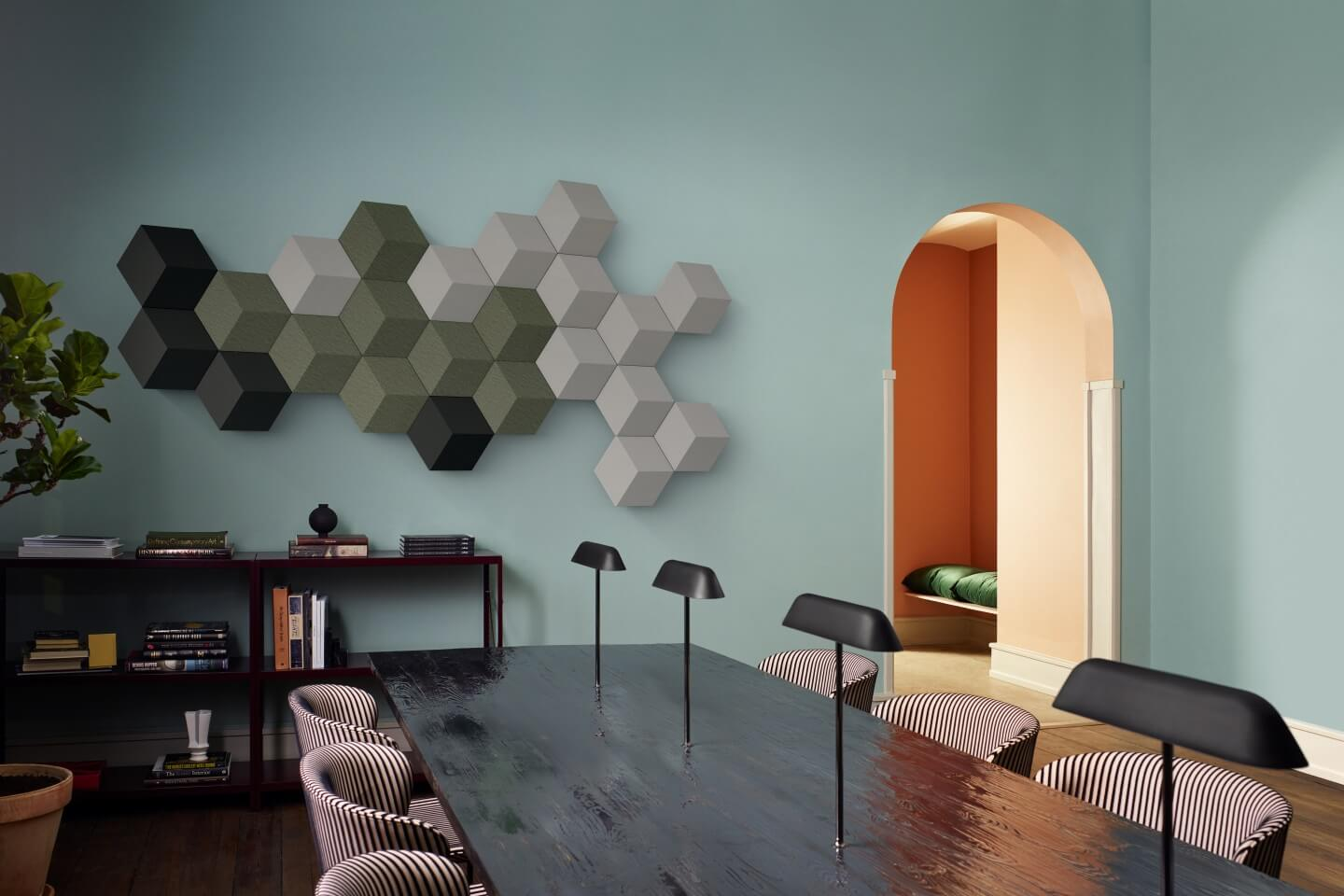 Beosound Shape - On-Wall-Speaker « B&O | LuxusSound.com