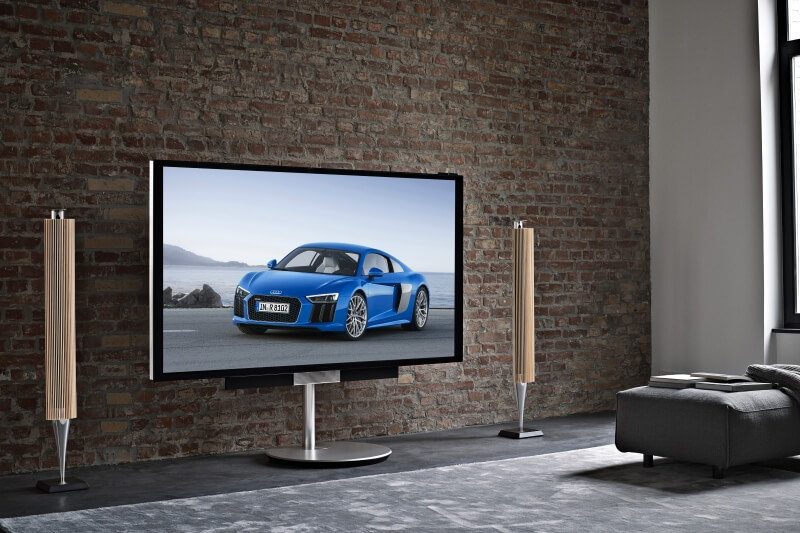 BeoVision Avant - UHD-TV (4K) with legendary Bang & Olufsen sound