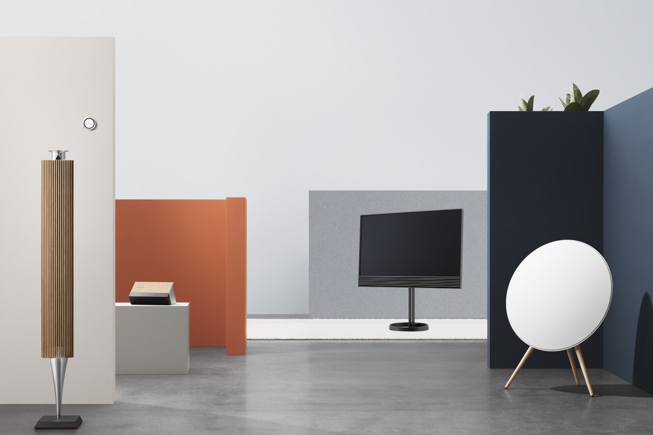 integrates seamlessly into your Bang & Olufsen Multi-Room configuration
