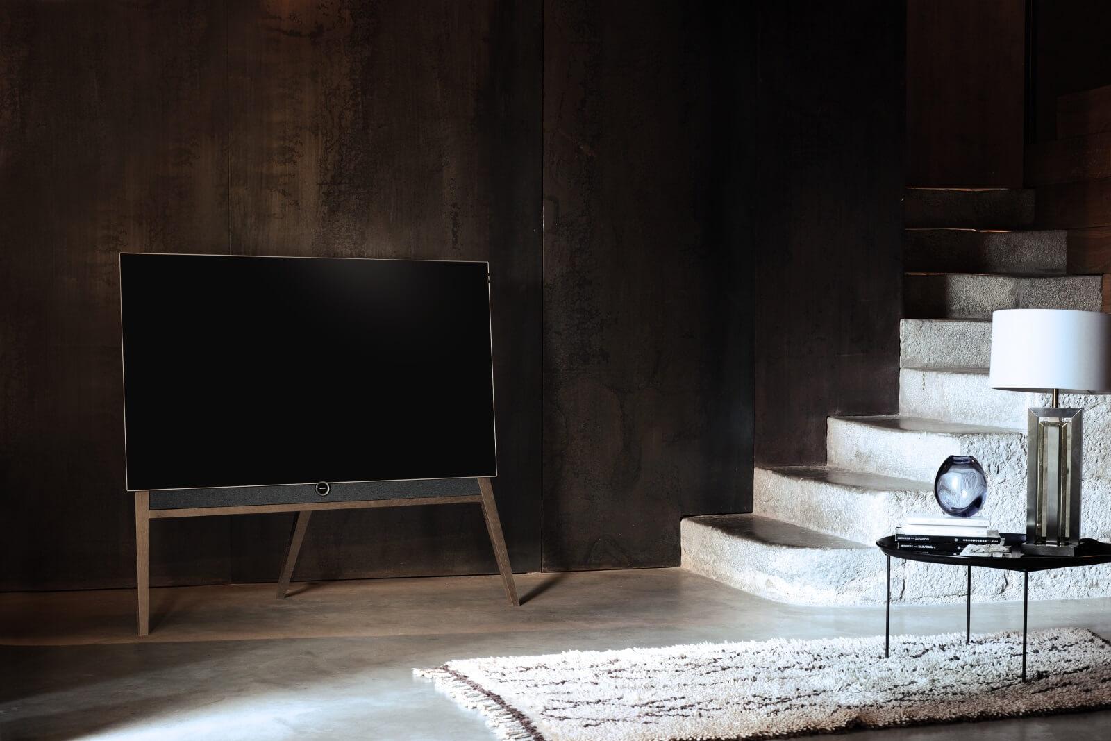 Loewe Bild 5 - modulares TV-Konzept.