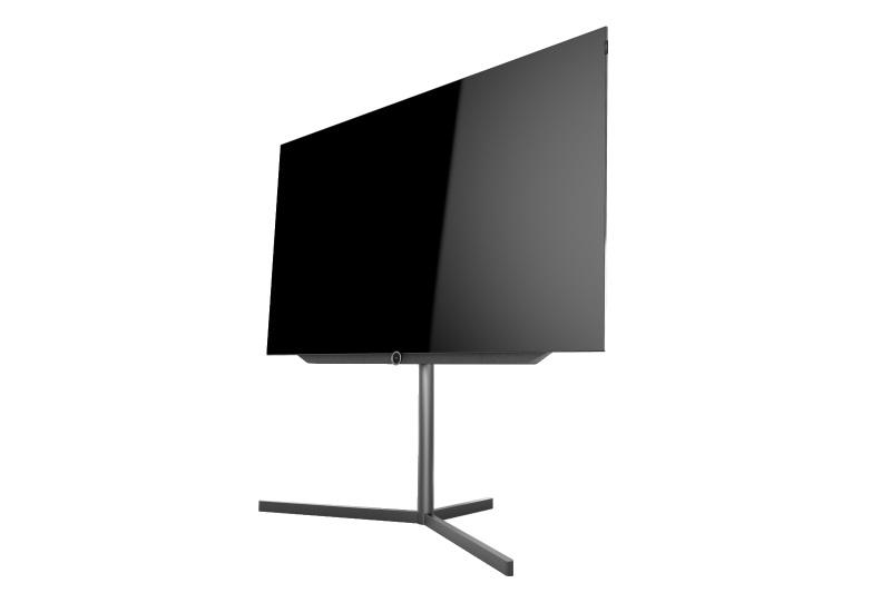Loewe bild 7.65 oled TV - Ansicht vorn