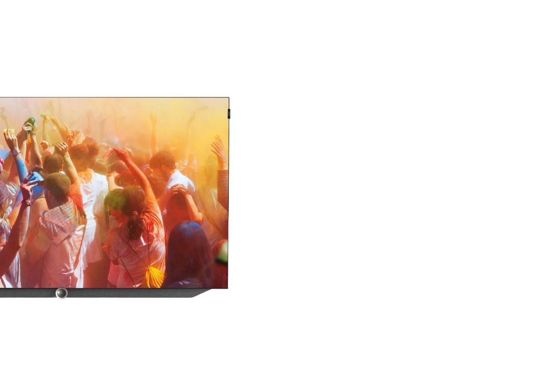 Loewe Bild  Wide Color Gammut