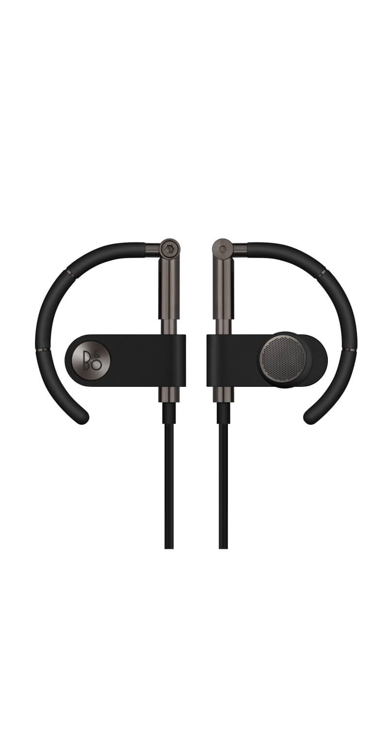 EarSet graphite brown