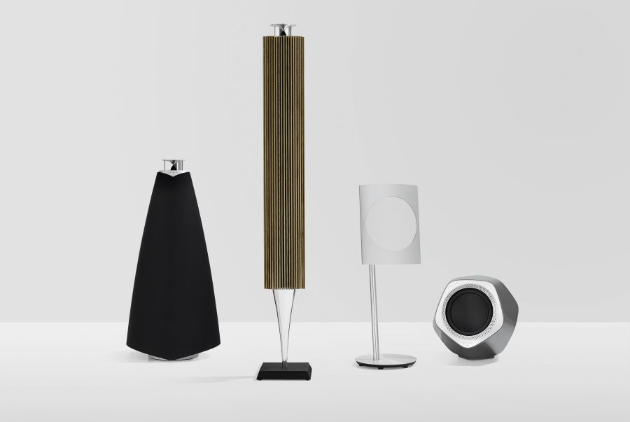 Immaculate Wireless Sound - IWS-Lautsprecher-Familie