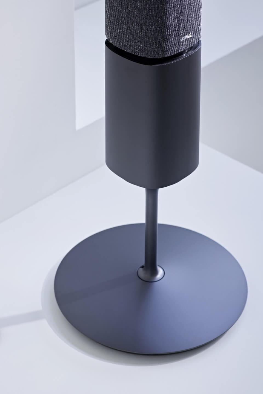 klang 5 speaker detail floor base