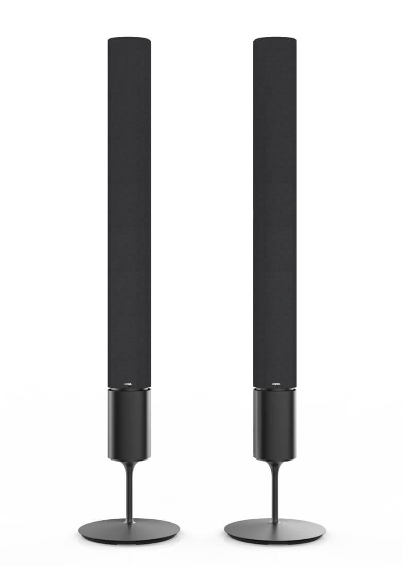 klang 5 Lautsprecher graphite