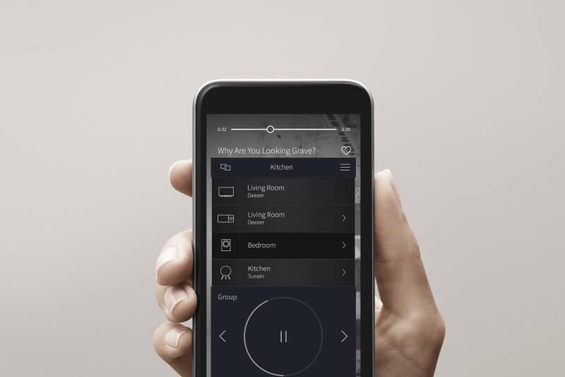 BeoMusic-App