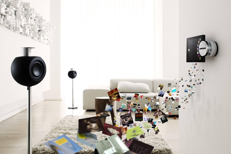 Bei Bang & Olufsen ist die präzise und originalgetreue Wiedergabe von Bild und Klang höchstes Ziel