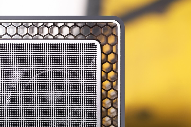 T7 Wireless schwarz  - Detail Rahmen